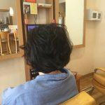 くせ毛のショートカットはすきハサミで梳かないキュビズムカットの神戸くせ毛専門美容室