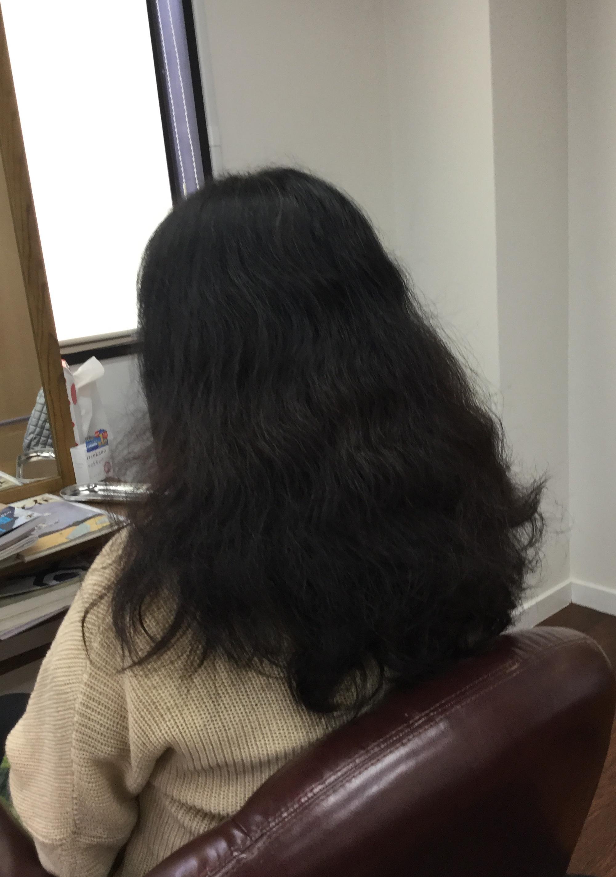 ホットペッパー には掲載されてないけどくせ毛多毛広がりを解消する神戸くせ毛専門美容室