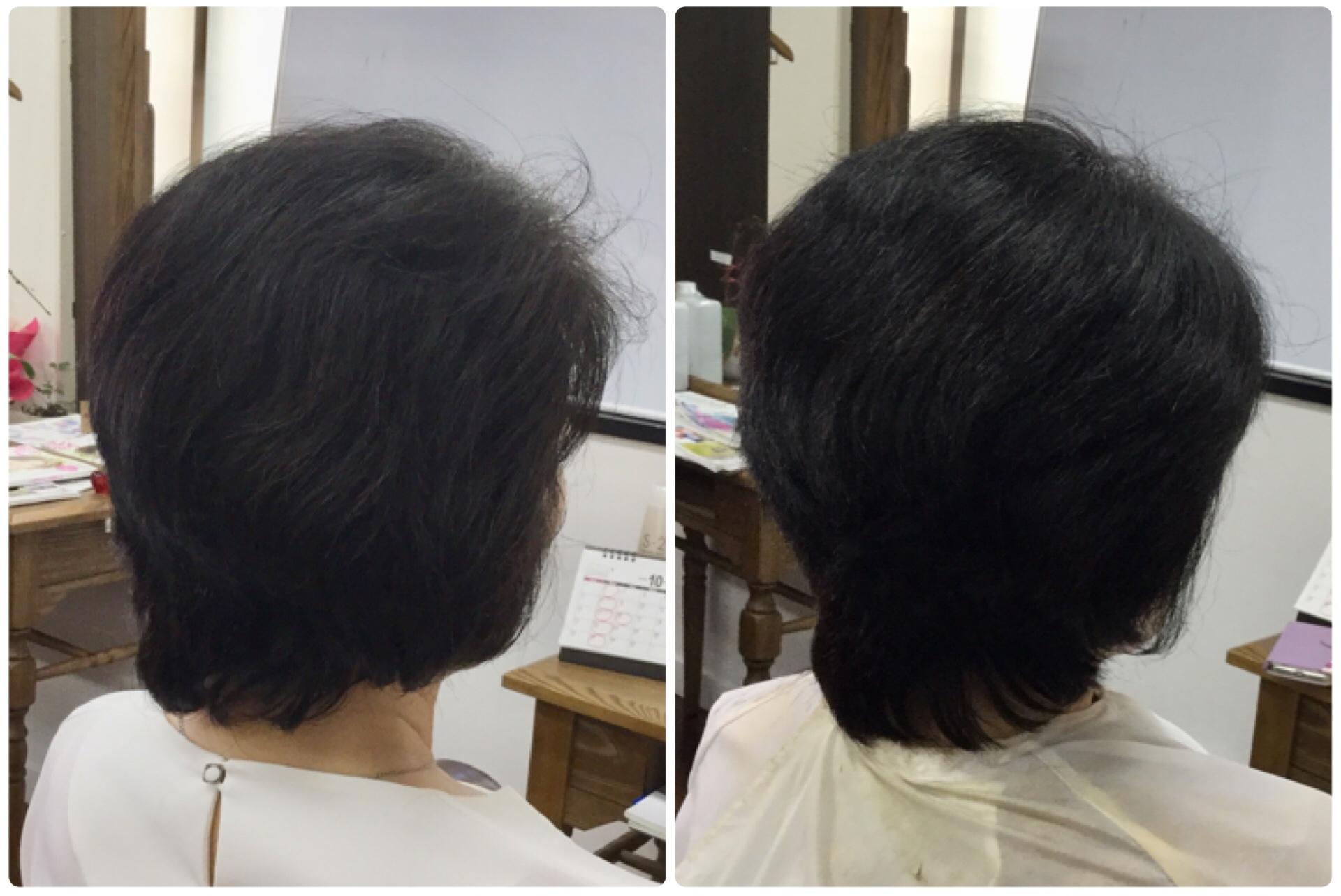 神戸西区くせ毛多毛で縮毛矯正をやめるなら神戸くせ毛専門美容室アバディ