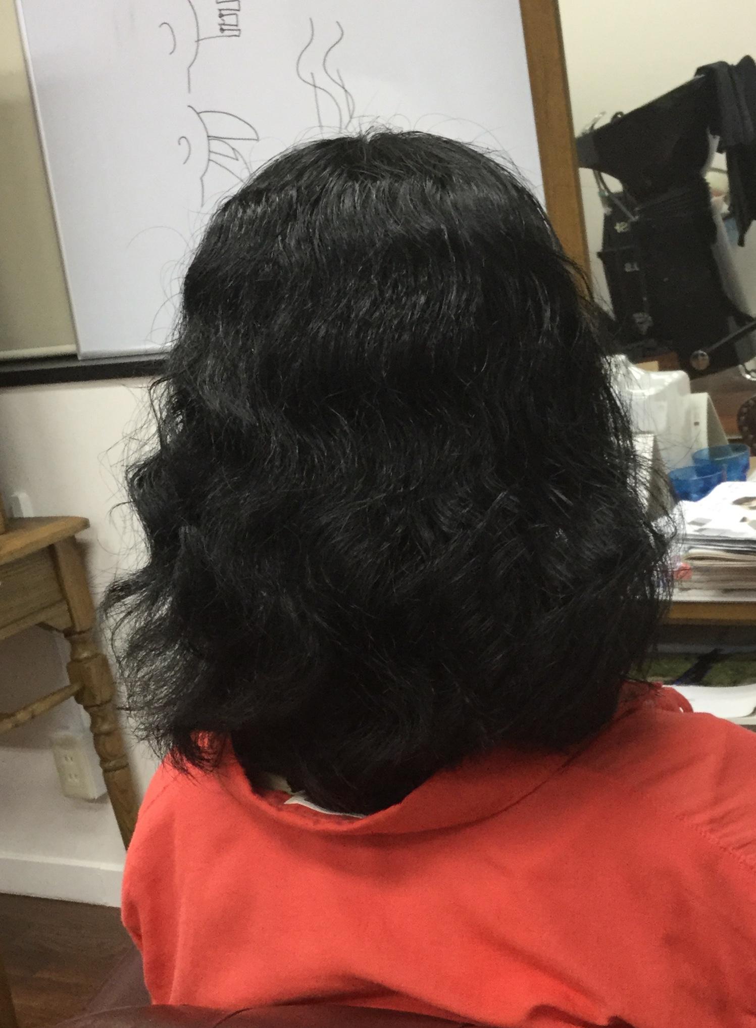 どこの美容室でも出来なかったくせ毛のショートカットが得意な神戸くせ毛専門美容室