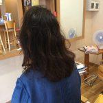 神戸北区岡場田尾寺くせ毛細毛をふんわりボブが得意な神戸くせ毛専門美容室アバディ