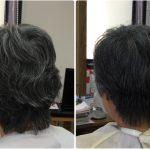 化学物質のパーマは卒業して自身の髪質を活かして髪に地肌に優しいスタイル