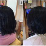 くせ毛の悩みに縮毛矯正をやめすきハサミを使わないカットの神戸くせ毛専門美容室