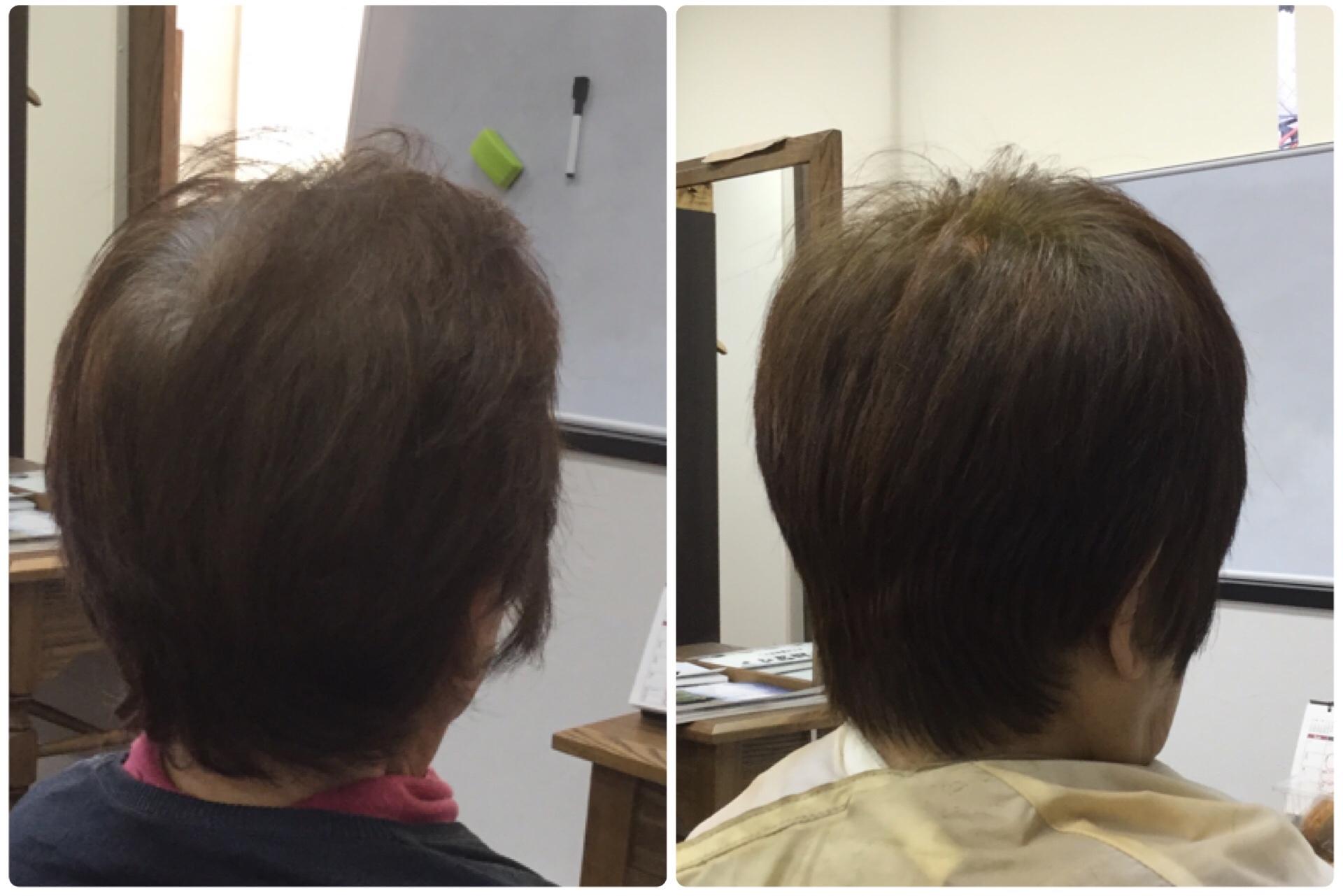 アレルギーでヘアカラーをするとかぶれるから天然100%熟成ヘナの神戸くせ毛専門美容室アバディ