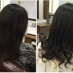 天然100%熟成ヘナでダメージを受けた髪を髪質改善のくせ毛専門美容室