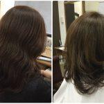トリートメントを外して素髪が貴女のクセを活かします神戸くせ毛専門美容室アバディ