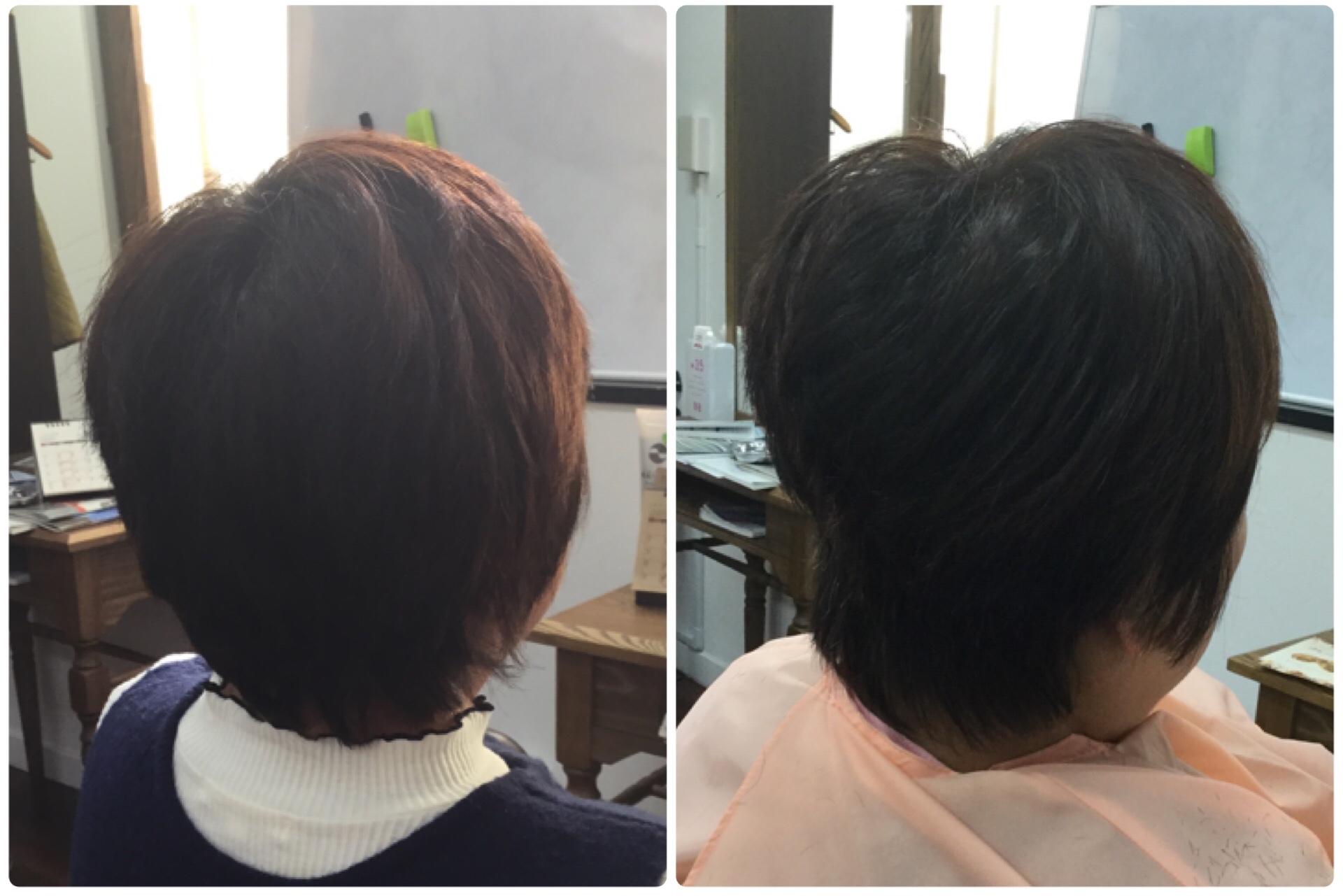 くせ毛骨格補正にはカット技法が大きく関係するよ神戸くせ毛専門美容室アバディ