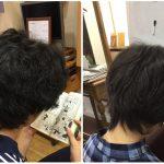 明石市縮毛矯正やめたい悩みにキュビズムカット認定神戸くせ毛専門美容室アバディ