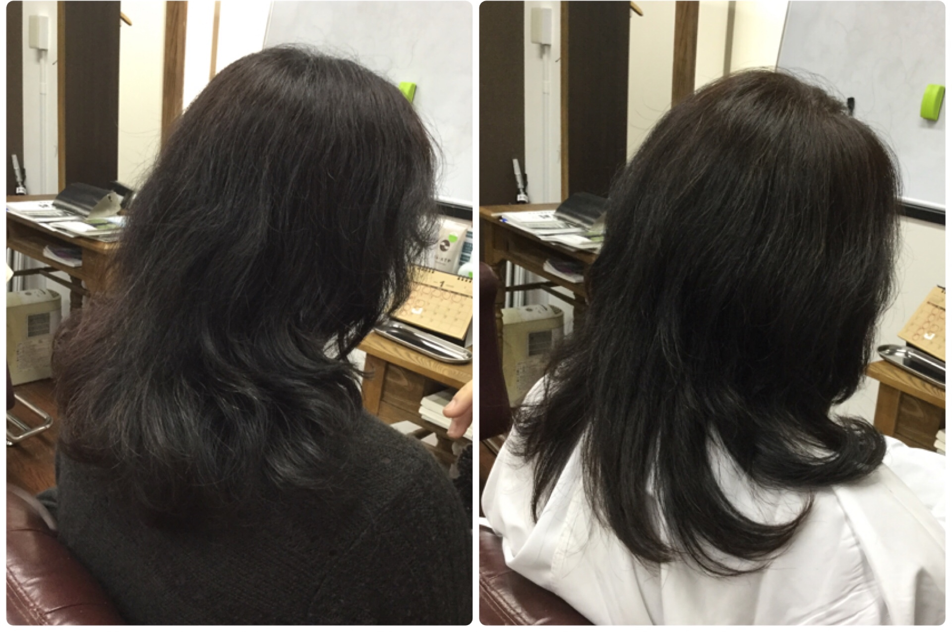 くせ毛を扱いやすくするのも手触りをよくするのもカットが大切です神戸くせ毛専門美容室アバディ