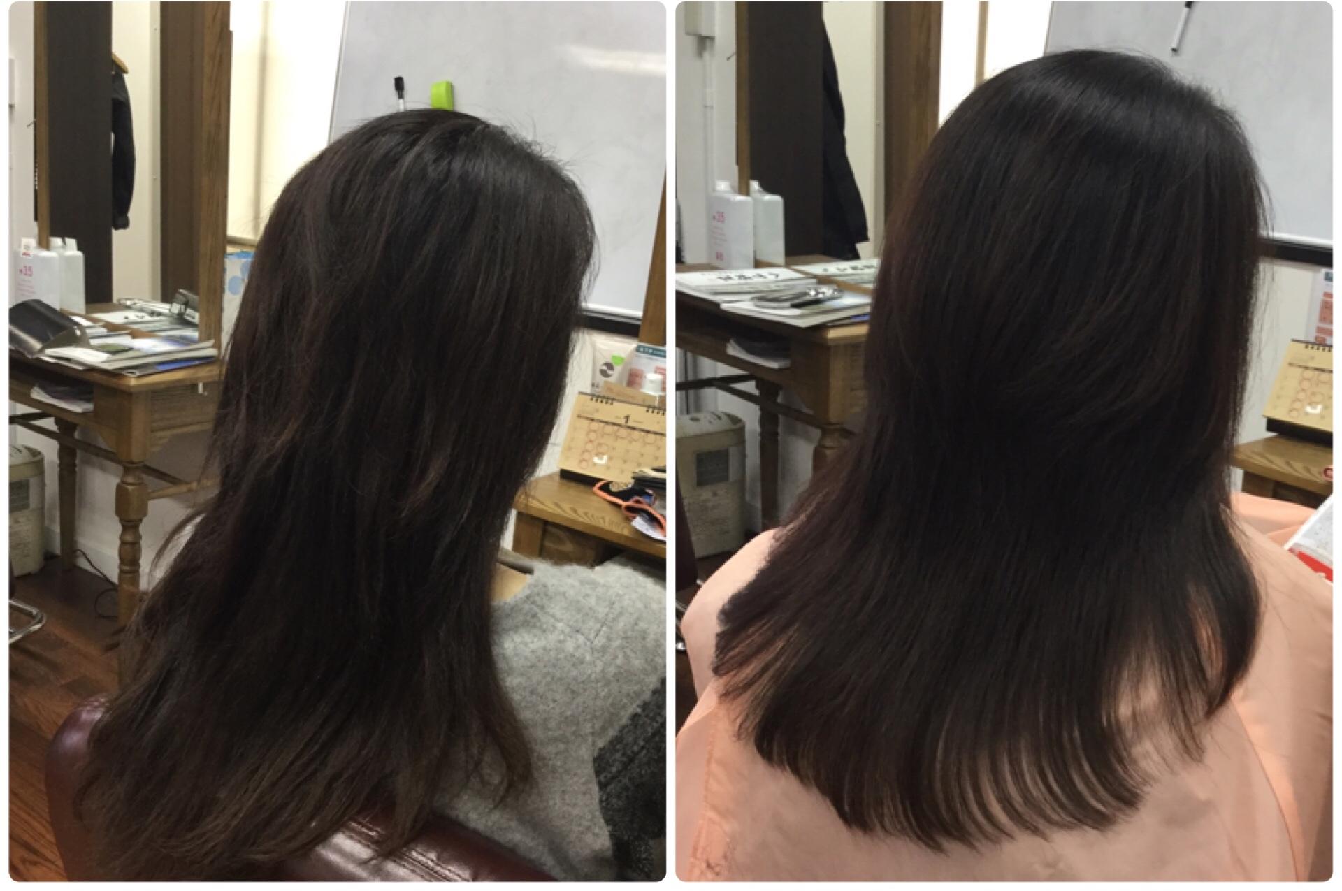 アラフィフの脱縮毛矯正は素髪ケアでお悩み解消!神戸くせ毛専門美容室アバディ