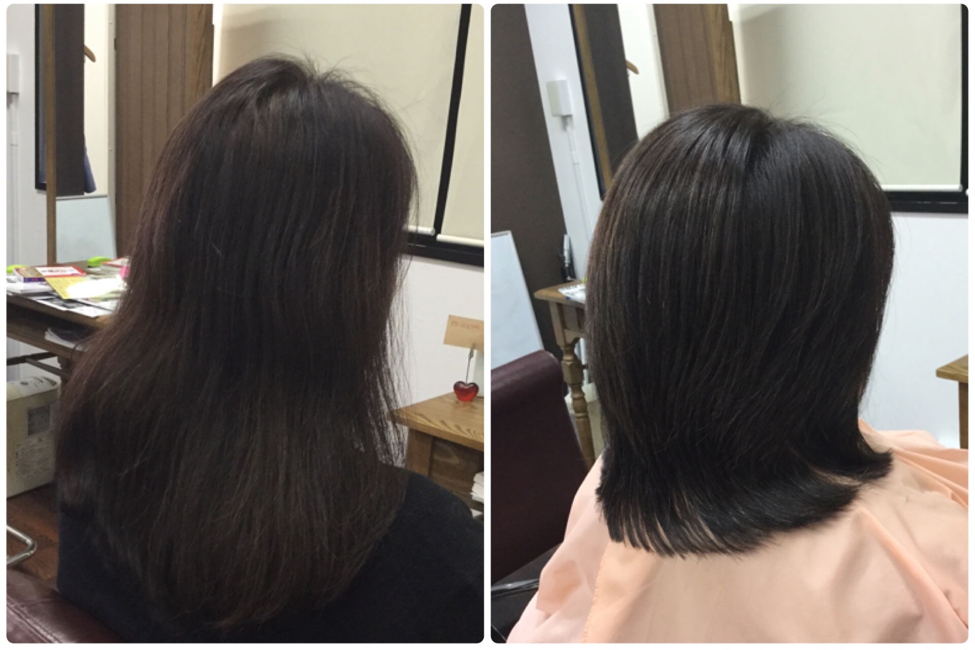 くせ毛加齢毛にキュビズムカット骨格補正立体3Dカットで華麗毛に神戸くせ毛専門美容室アバディ