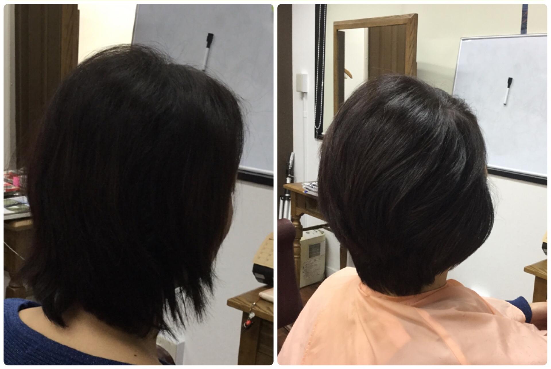 神戸市西区脱縮毛矯正・やめたいならキュビズムカット認定神戸くせ毛専門美容室アバディ