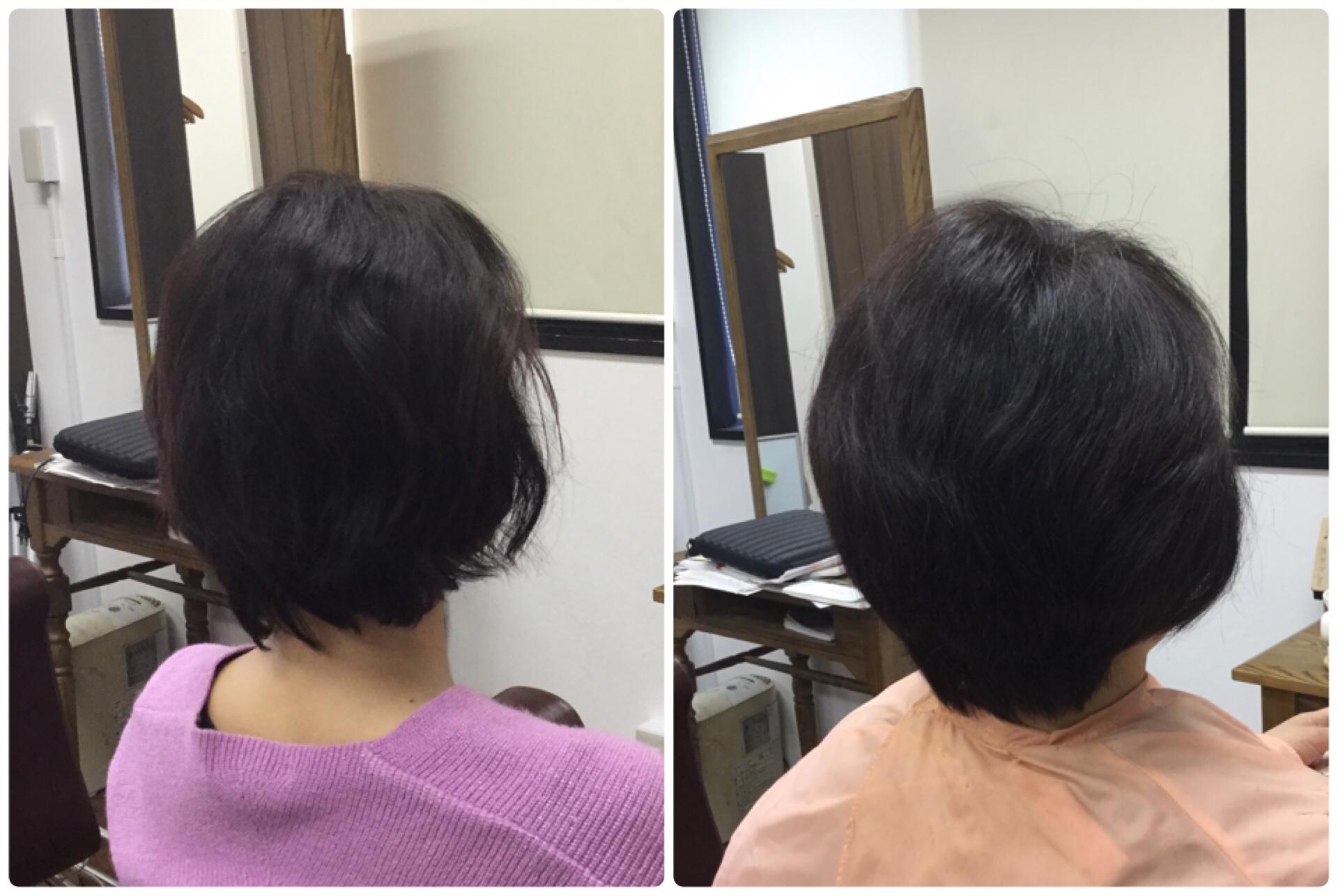 明石市からも【縮毛矯正やめたい】すきハサミを使わないキュビズムカット神戸くせ毛専門美容室アバディ