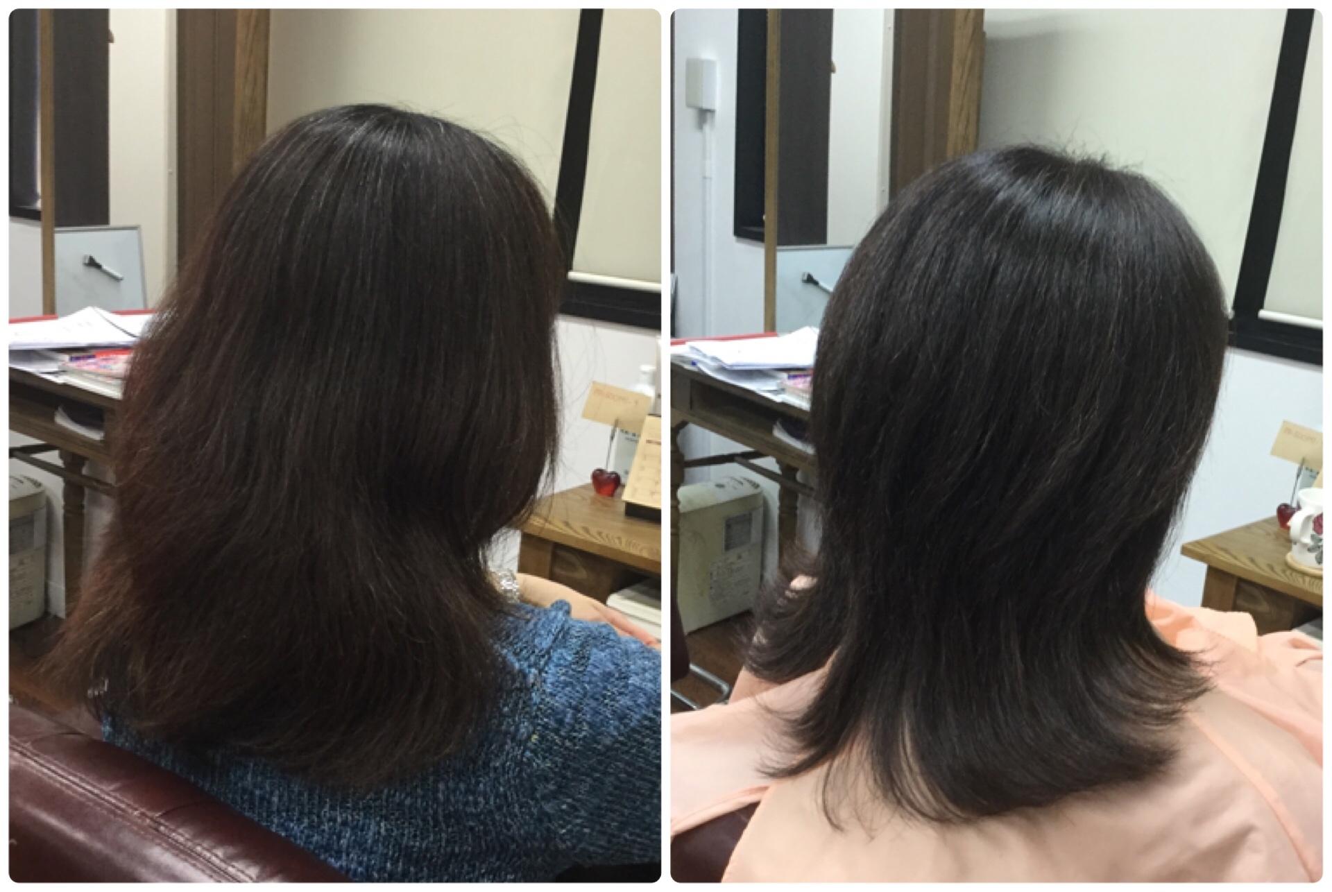 【多毛・広がる・ふくらむ】から梳くは大きな間違い!神戸くせ毛専門美容室アバディ