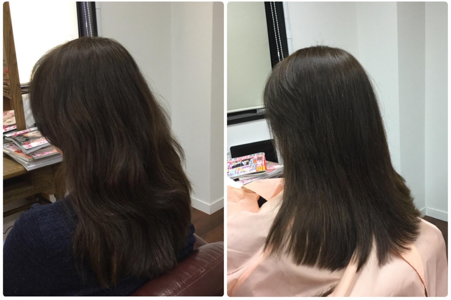 【大人女性のアレルギーは突然に】50代からは天然100%ヘナ!神戸くせ毛専門美容室