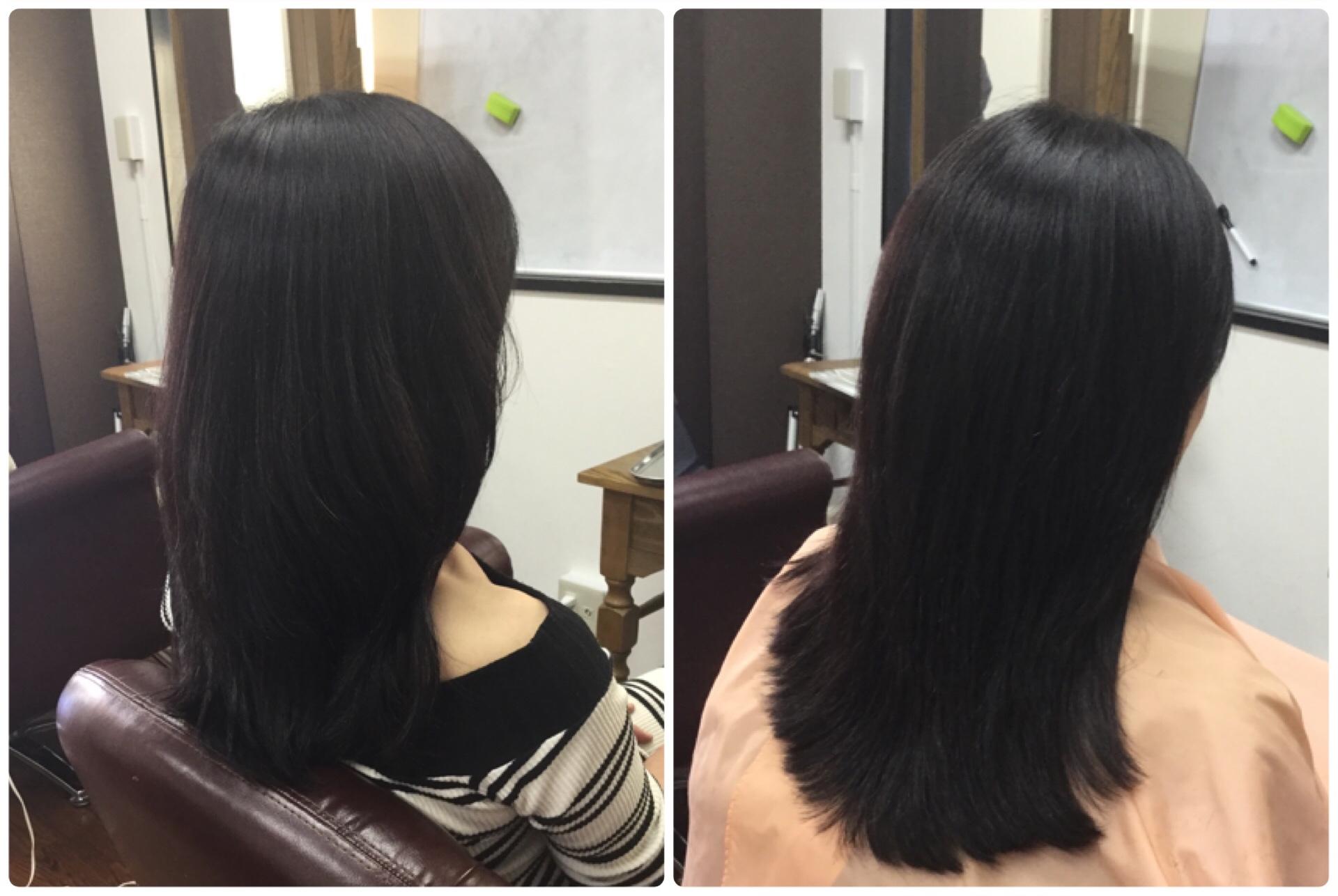 1ジアミンフリーな天然100%熟成ヘナで白髪染め神戸岡本くせ毛専門美容室アバディ