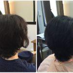 髪質改善【細毛軟毛ボリューム】梳かないカット神戸岡本本山くせ毛専門美容室アバディ