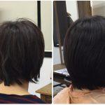 Iくせ毛はカットで髪質改善【縮毛矯正やめたい】骨格補正立体3Dカットの神戸くせ毛専門美容室アバディ
