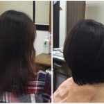 Iくせ毛の悩みを解消【髪が多い・広がる・はねる】大人のショートボブ神戸岡本くせ毛専門美容室アバディ