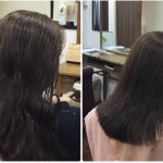 I神戸くせ毛アレルギーアトピー髪に地肌に優しいヘアカラーくせ毛専門美容室アバディ