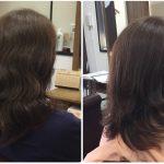 I50代髪に身体に負担のかかる【縮毛矯正をやめる】くせ毛を活かすカット神戸くせ毛専門美容室アバディ