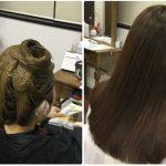 I白髪が無くても天然ヘナ【くせ毛を落ち着かす】髪質改善トリートメント神戸くせ毛専門美容室アバディ
