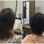 I50代暑くなってきた【湿気対策に】くせ毛対応カットと天然100%ヘナの神戸くせ毛専門美容室アバディ