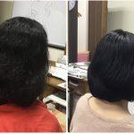 I50代今までくせ毛で悩んで来たけど【縮毛矯正やめれるなんて!】神戸くせ毛専門美容室アバディ