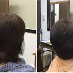 I若さの秘訣っ!加齢毛をカットでボリュームアップ!で華麗毛に導く神戸くせ毛専門美容室アバディ