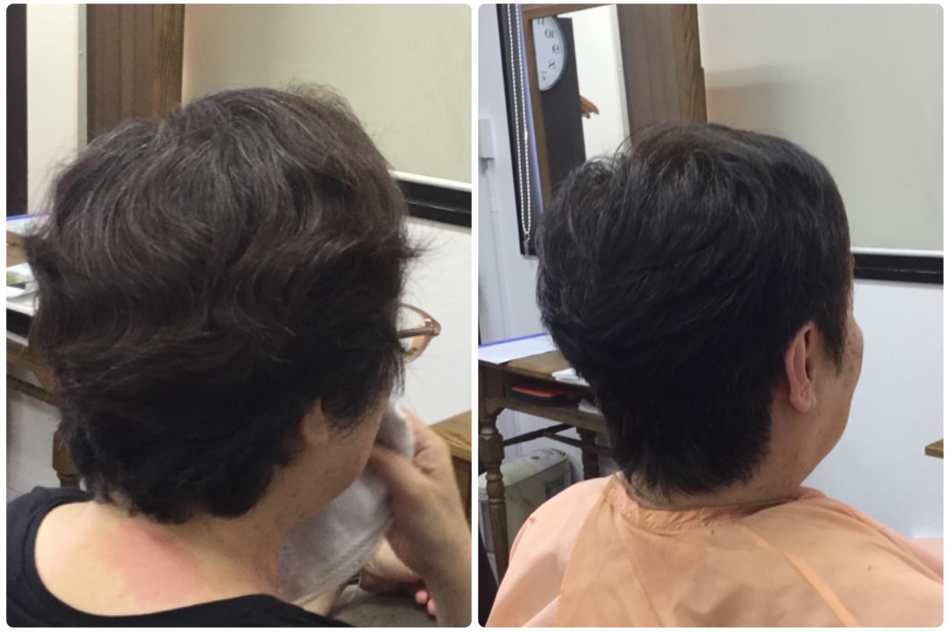 I50代くせ毛の悩みに【天然100%ヘナ+梳かないくせ毛カット】大人女性のための神戸くせ毛専門美容室アバディ