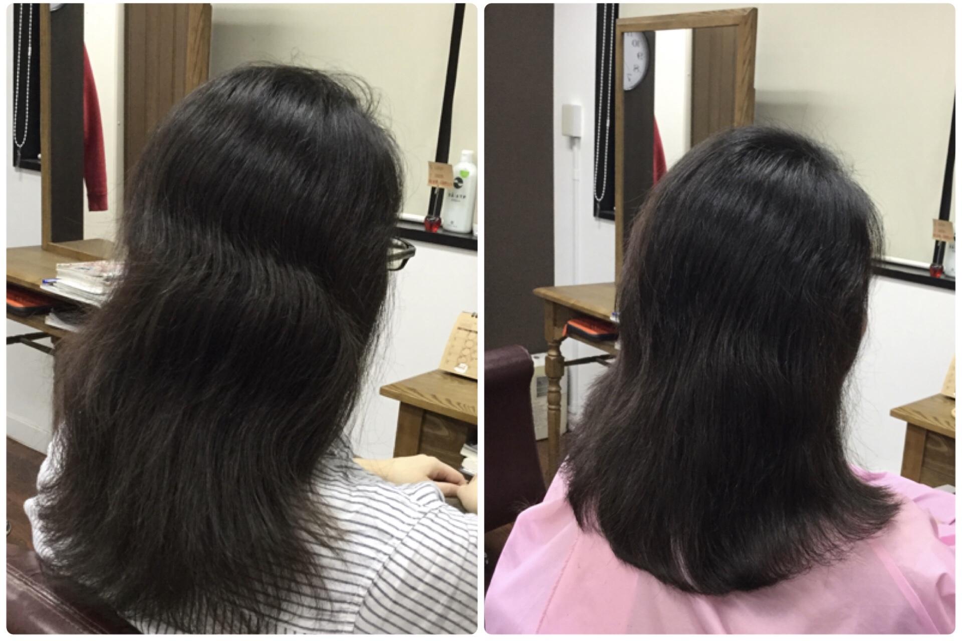くせ毛細毛薄毛に『スキハサミ』は危険!広がる・まとまらない悩みに神戸くせ毛専門美容室アバディ