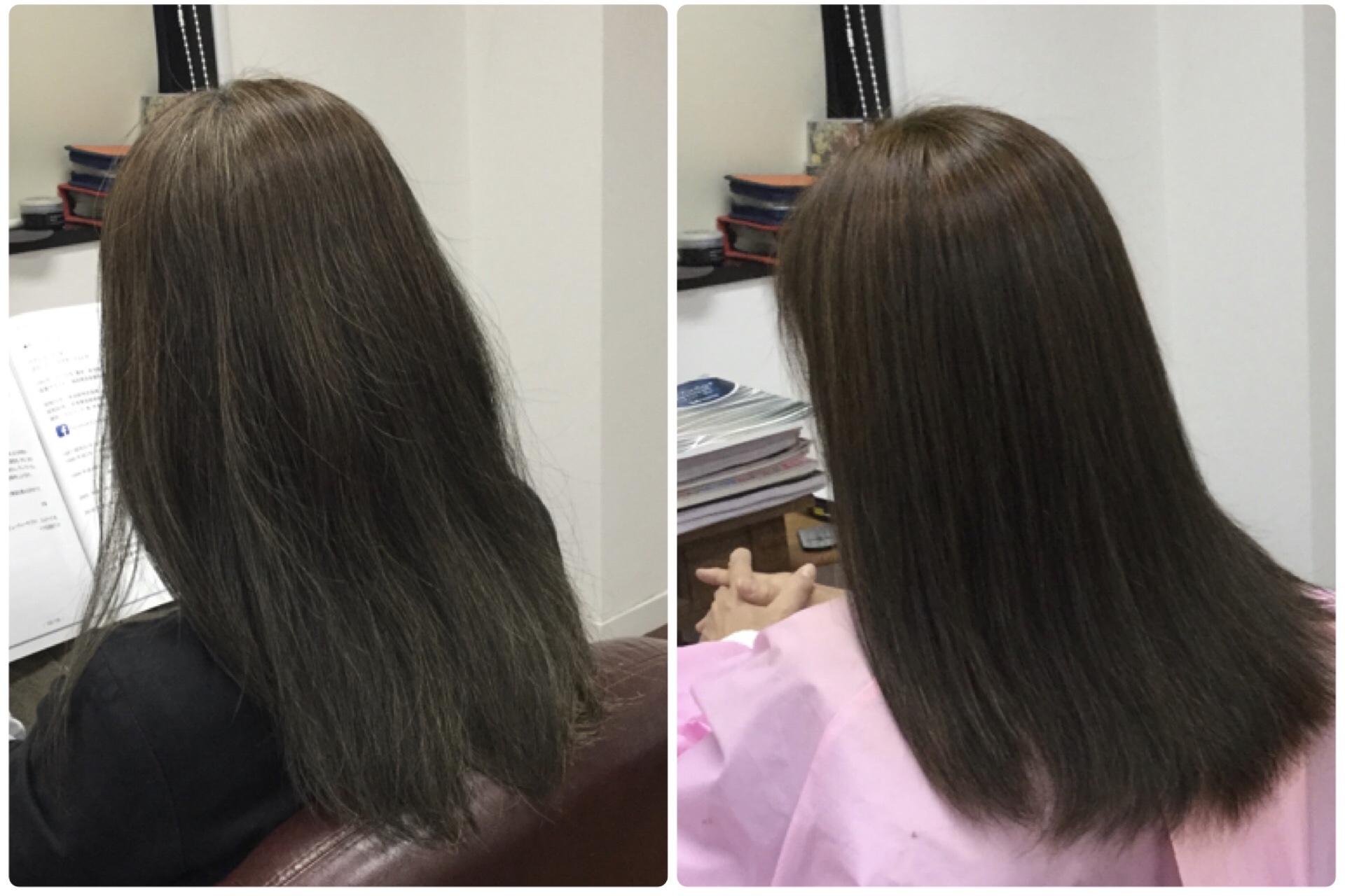 約7割のお客様が天然100%ヘナを施術される神戸くせ毛専門美容室アバディ