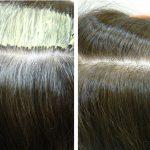 明るい白髪染めなら【ゼロタッチ】で地肌が傷みにくく・染みない・寒くない!神戸くせ毛専門美容室アバディ