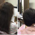 くせ毛で広がるから1つに束ねないと外に出れなかった…神戸くせ毛専門美容室アバディ