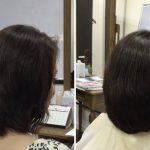 くせ毛ボブをするなら【ハサミのみ使用するキュビズムカット®︎】の神戸くせ毛専門美容室アバディ