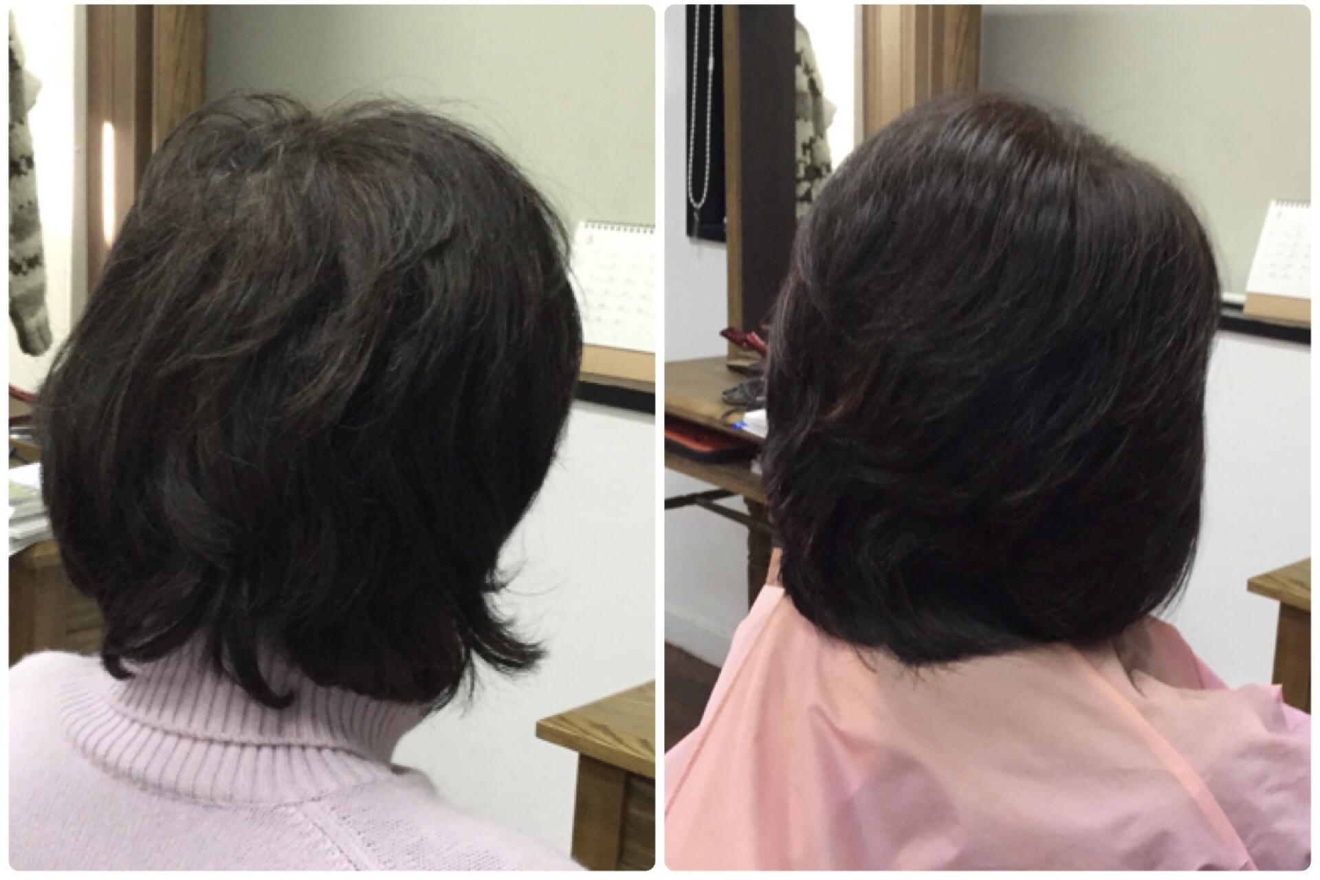 日本人の約8割が【くせ毛】なのでスキハサミを使わないカットが活躍するの