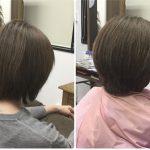 縮毛矯正で抑える『おにぎりスタイル』を大人の『くびれスタイル』に神戸くせ毛専門美容室アバディ