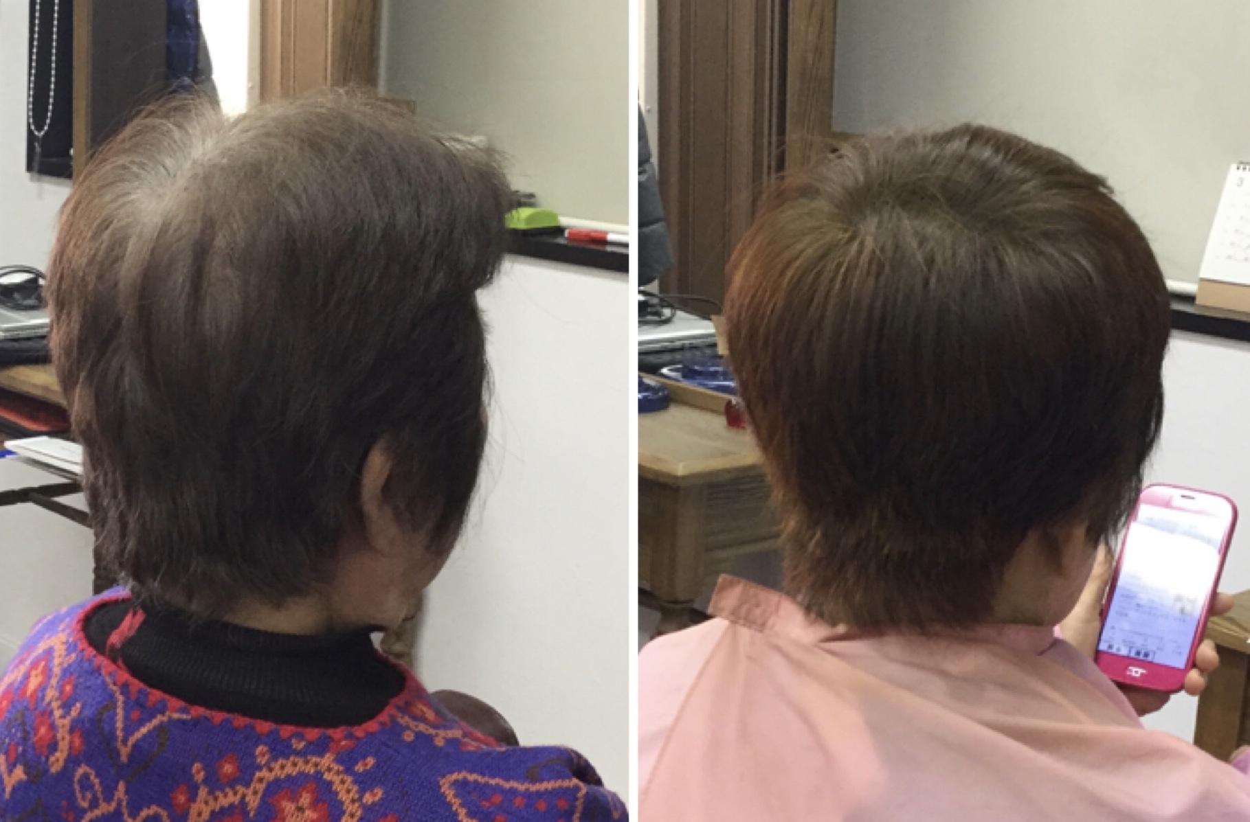 毛染めのせい?最近髪が細く薄くボリュームが無くなってきた…っとお悩みなら