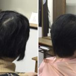 スキハサミを使うと無理【ツムジの割れを解消っ!】なら神戸くせ毛専門美容室アバディ