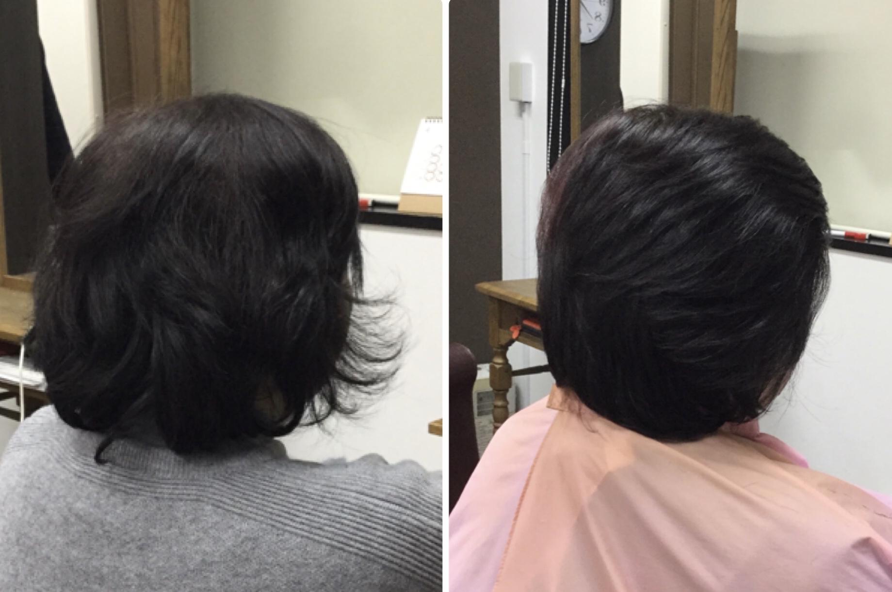 ヘナもインディゴも植物なので髪に頭皮に身体にダメージがなく健康的です。