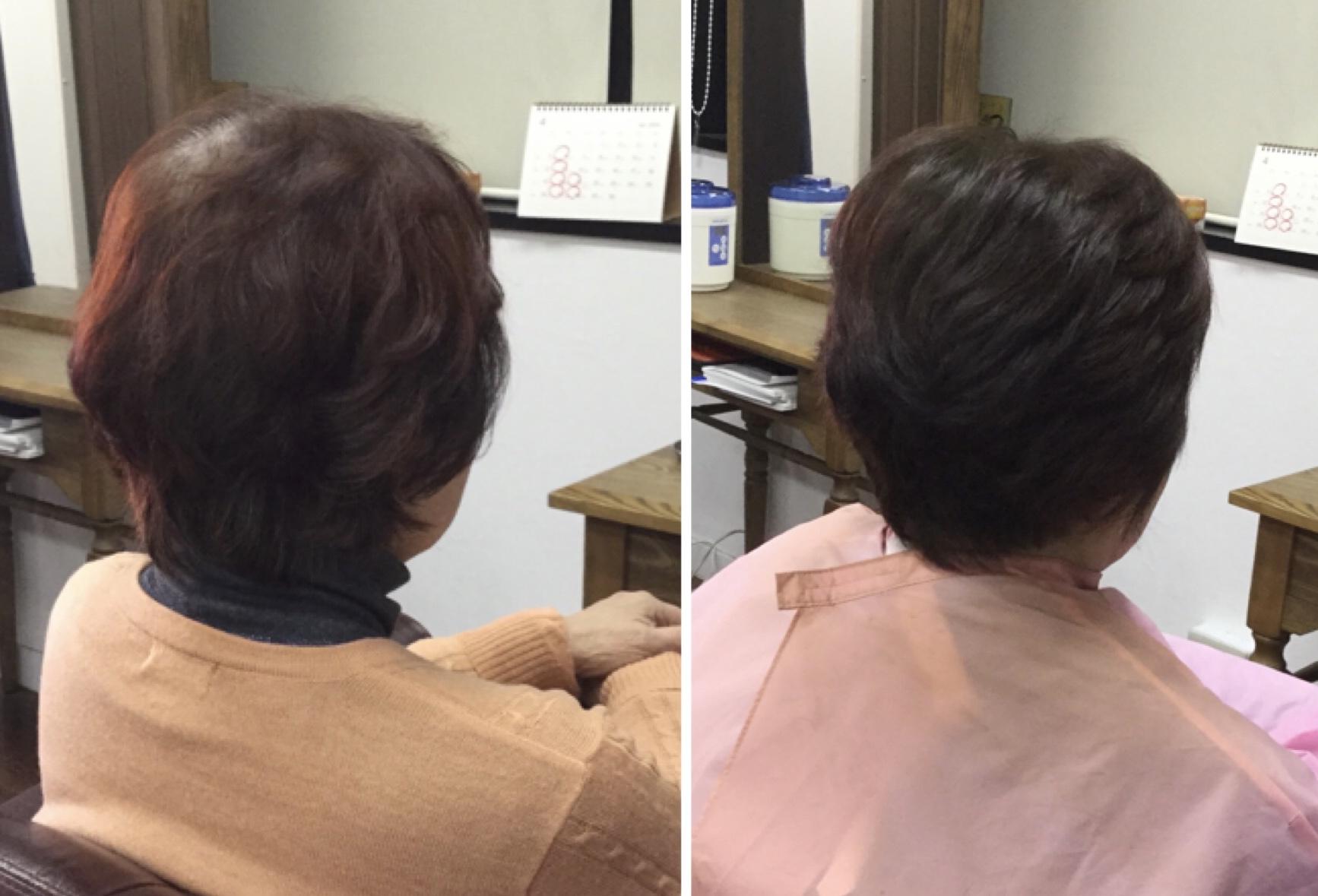 まさか!?白髪を増やす原因が【白髪染めヘアカラー】なんて…