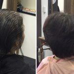 【年齢を重ねる毎に悩める髪に】スキハサミを使わないカットがオススメです。