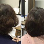 加齢毛くせ毛乾燥毛に【美らヘナ®︎キュビズムカット®︎】の組み合わせで華麗毛に