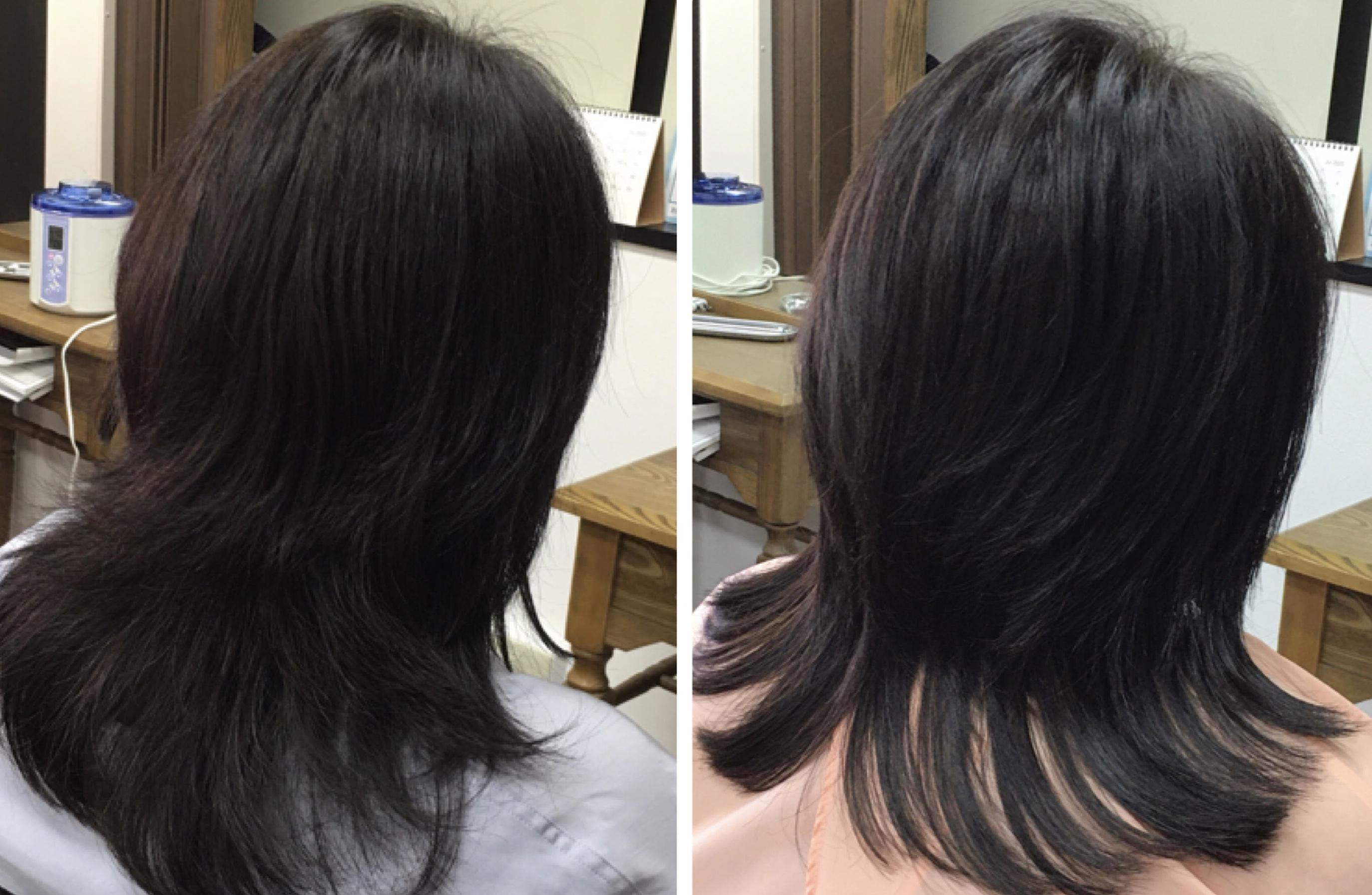 50代からの美容室選びで大切なのは【髪に頭皮に身体の健康を考え】国産100%美ヘナ®︎