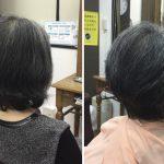 くせ毛細毛広がりを抑える【梳かないキュビズムカット®︎】なら神戸摂津本山美容室アバディ