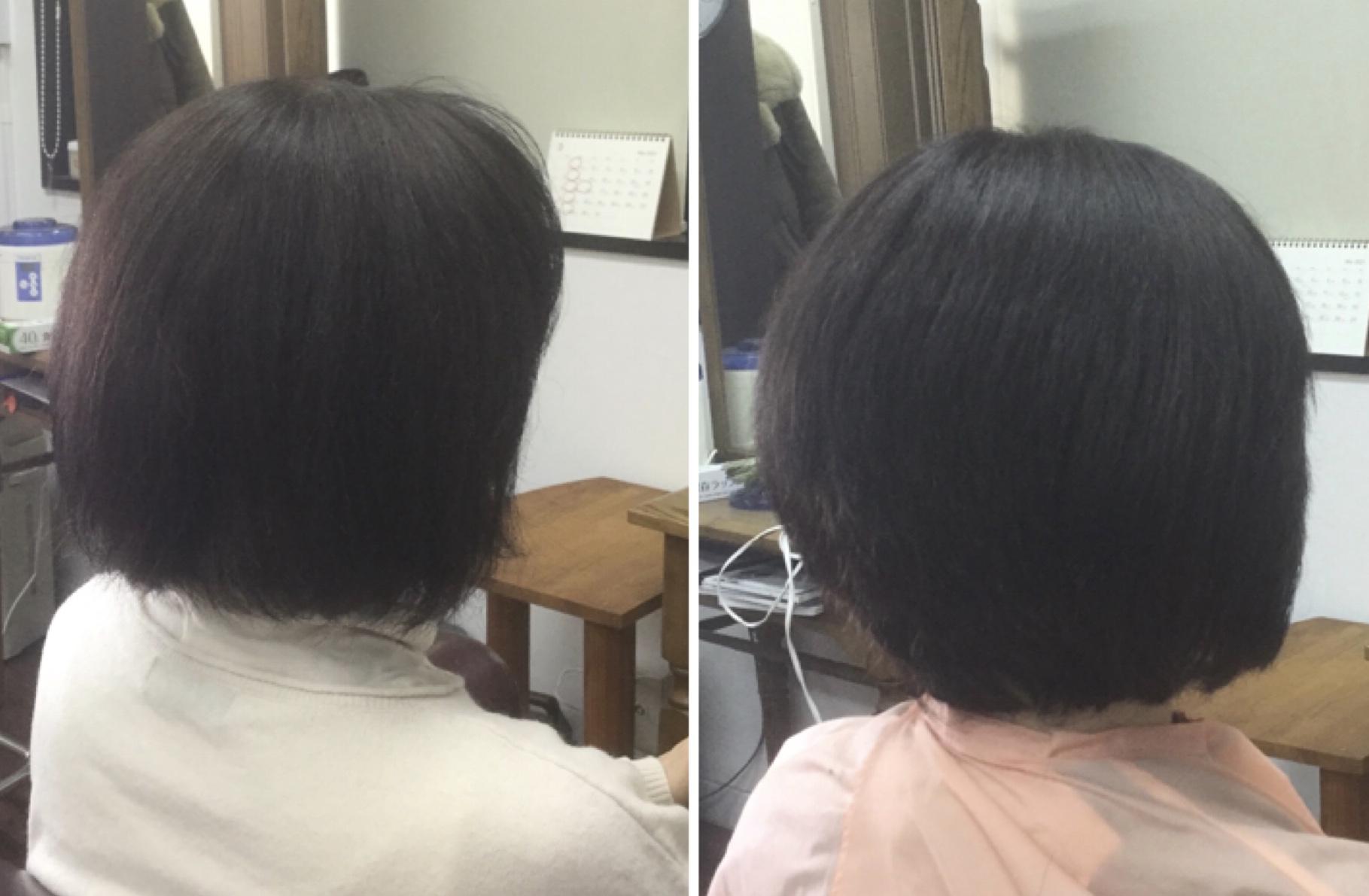 50代の髪の悩みをキュビズムカット®︎で改善しませんか?神戸摂津本山美容室アバディ